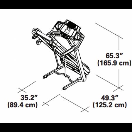 Banda de alergare Schwinn 570T [6]