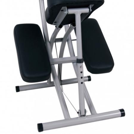 Scaun din aluminiu pentru masaj inSPORTline Relaxxy [8]