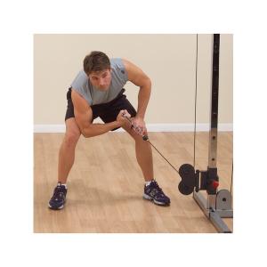 Aparat profesional pentru antrenarea tuturor grupelor musculare Crossover BODY-SOLID GCC0150S [2]