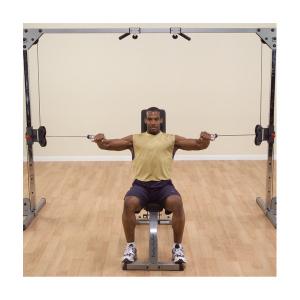 Aparat profesional pentru antrenarea tuturor grupelor musculare Crossover BODY-SOLID GCC0150S [4]