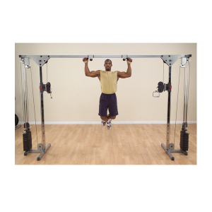 Aparat profesional pentru antrenarea tuturor grupelor musculare Crossover BODY-SOLID GCC0150S [6]
