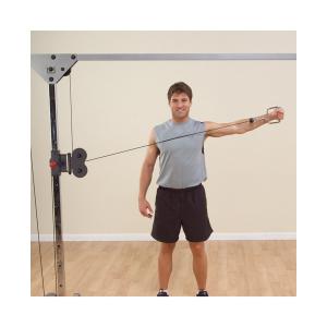 Aparat profesional pentru antrenarea tuturor grupelor musculare Crossover BODY-SOLID GCC0150S [7]
