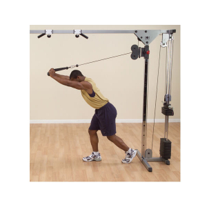 Aparat profesional pentru antrenarea tuturor grupelor musculare Crossover BODY-SOLID GCC0150S [8]