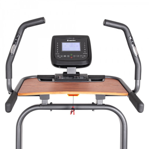 Banda de alergare electrica InSportLine Aerohike, 2.7 CP, 140 kg [5]