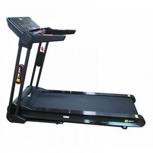 Banda de alergare pliabila The Way Fitness OFT1001, 2.25 CP, 120 kg, 16 KM/H, Negru [0]