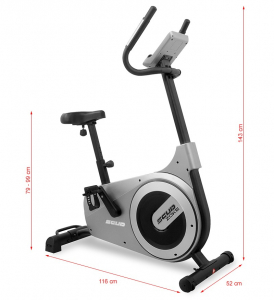 Bicicleta fitness ergometrica Scud C5 Zoke [8]