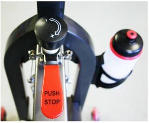 Bicicleta indoor cycling inSPORTline Signa [6]