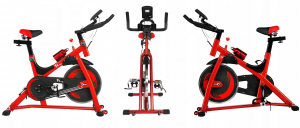 Bicicleta Indoor Cycling Sportmann F37C [2]