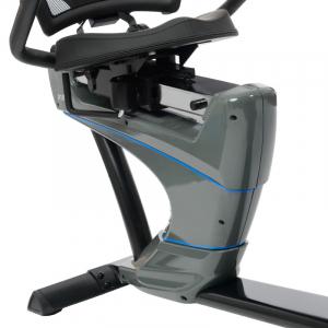 Bicicleta fitness recumbent electromagnetica HMS Premium R1817 [5]