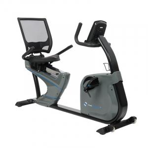 Bicicleta fitness recumbent electromagnetica HMS Premium R1817 [2]