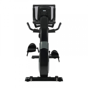 Bicicleta fitness recumbent electromagnetica HMS Premium R1817 [8]