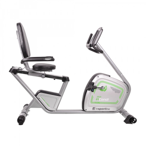 Bicicleta fitness recumbent electromagnetica inSportLine Incondi R60I [0]