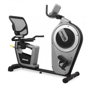 Bicicleta fitness recumbent electromagnetica Scud U7 Huis [1]