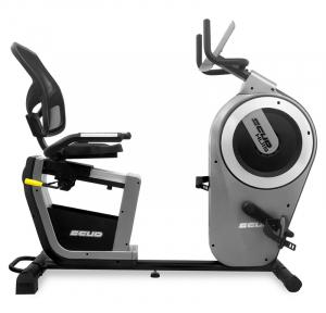 Bicicleta fitness recumbent electromagnetica Scud U7 Huis [14]