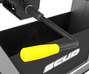 Bicicleta fitness recumbent electromagnetica Scud U7 Huis [2]