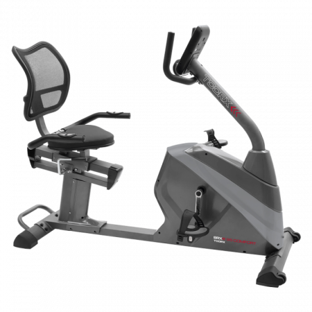 Bicicleta fitness cu spatar, orizontala, de recuperare, TOORX, BRX-R95-COMFORT [0]
