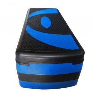 Stepper reglabil pe 3 niveluri de inaltime albastru Dayu Fitness Albastru [1]