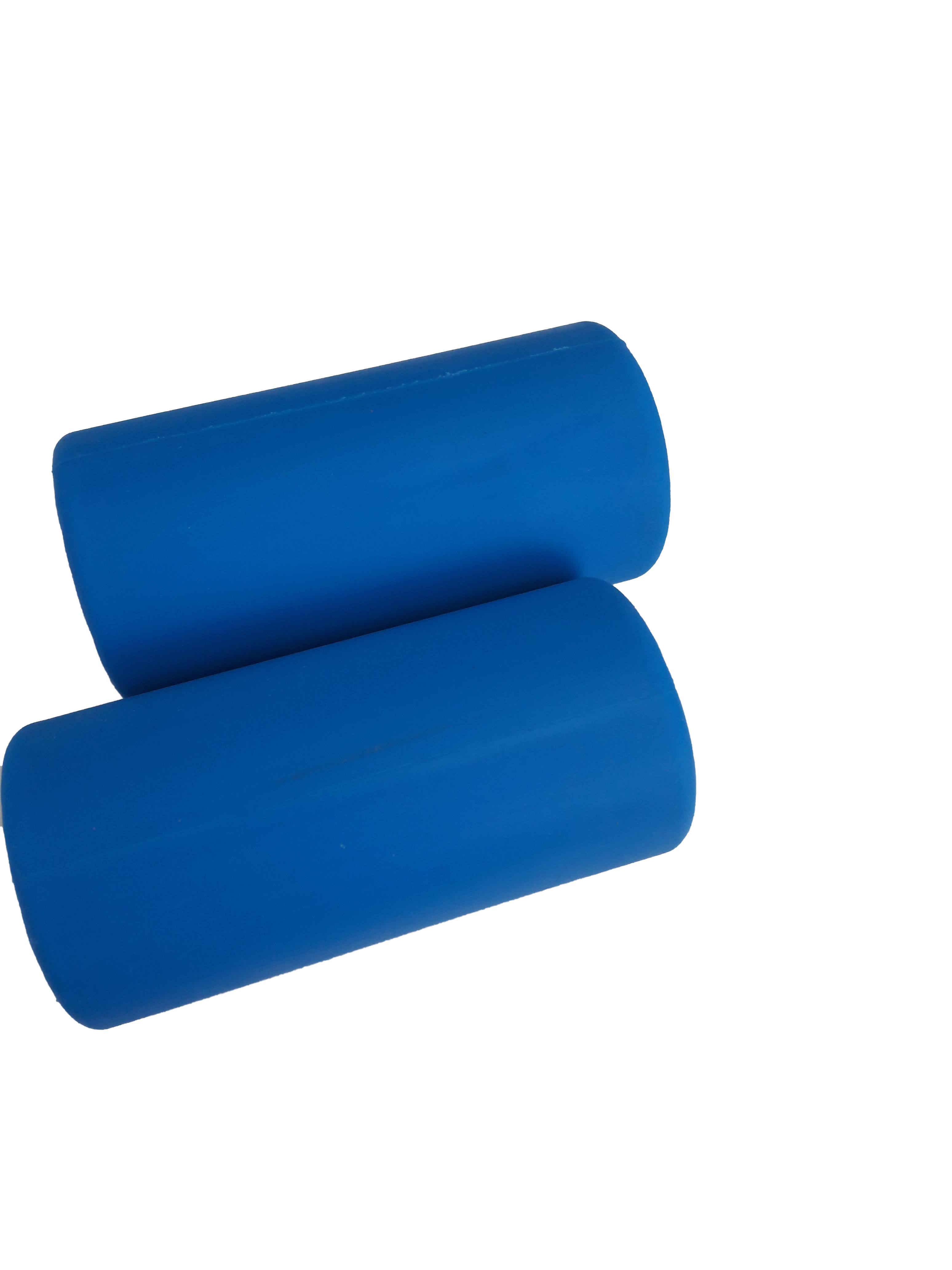 SET PROTECTIE BARA/GANTERA FITNESS - albastru [0]