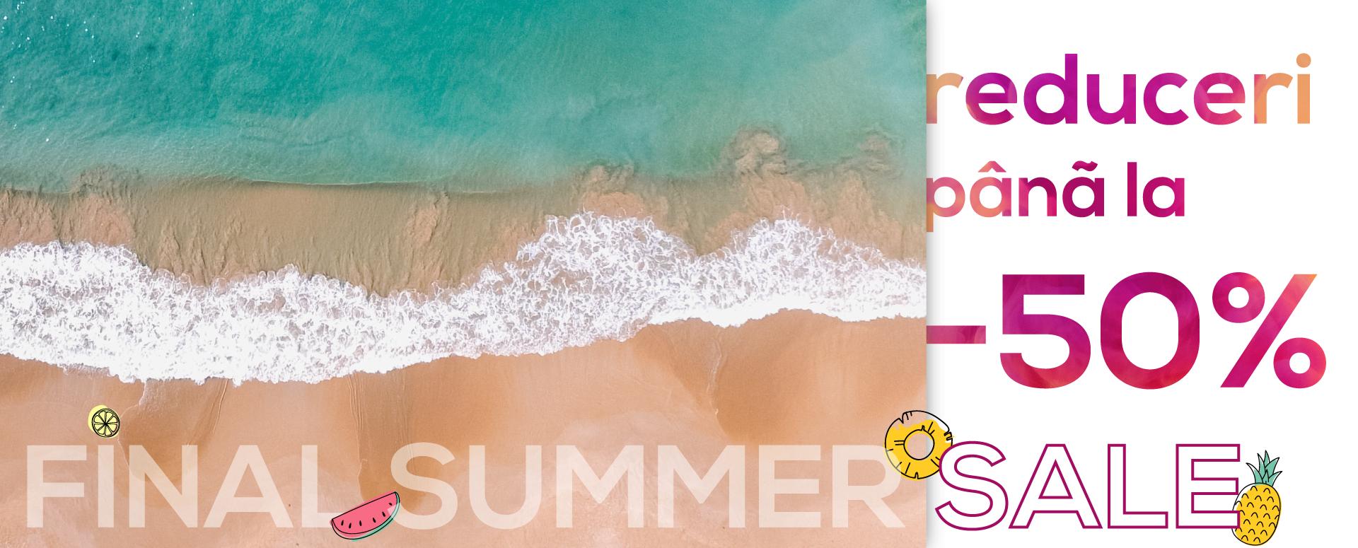 Final Summer Sales