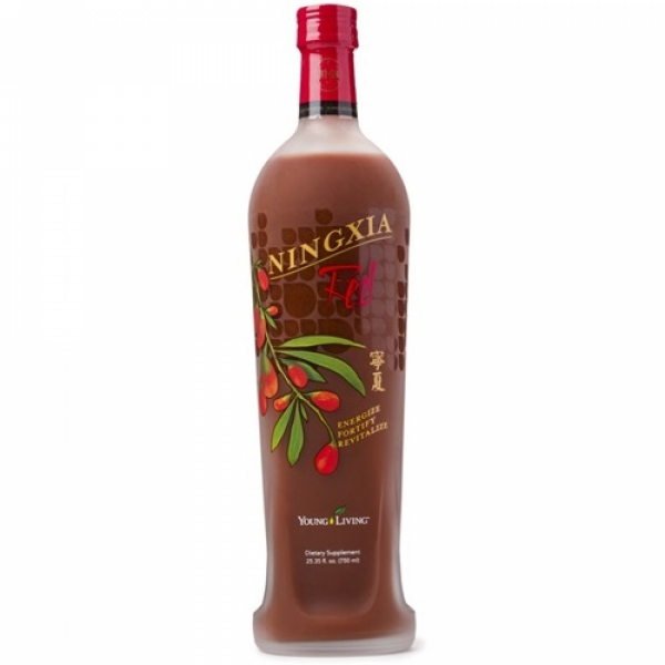 NingXia Red 750 ml sticla Young Living - antioxidant hranitor pentru toata familia 0