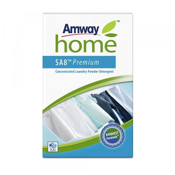 Detergent concentrat pentru rufe SA8™ Premium 3kg Amway 0