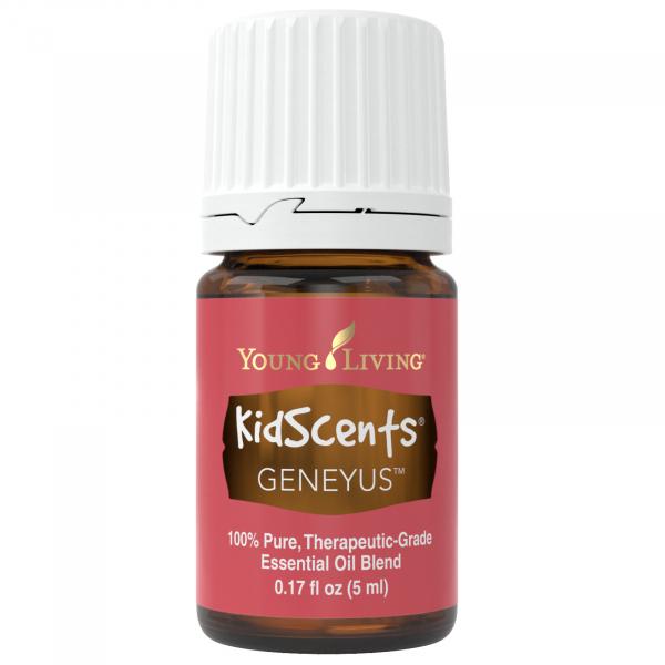Amestec de uleiuri esentiale KidScents Geneyus 5 ml 0