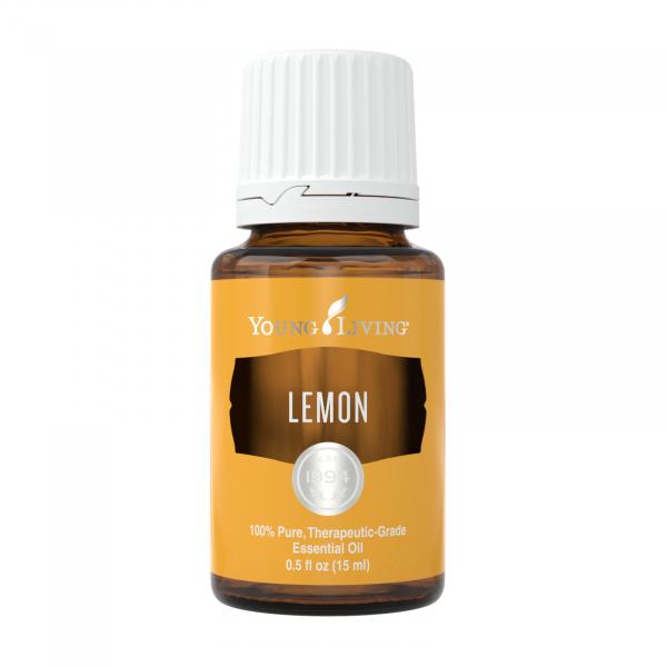 Ulei esential de Lamaie (Lemon) 15 ml Young Living 0