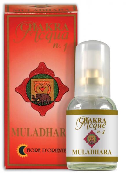 Apa de parfum pentru chakra nr.1 - Muladhara 50ml Fiore D'Oriente [0]