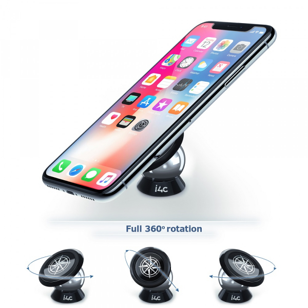 Suport magnetic pentru orice telefon sau tableta i4c! 2