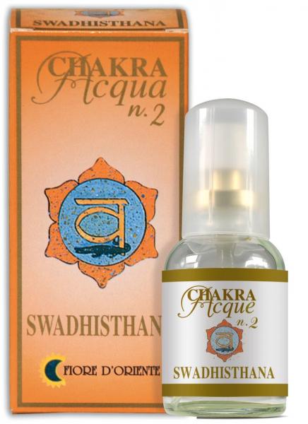 Apa de parfum pentru chakra nr.2 - Swadhisthana 50ml Fiore D'Oriente 0