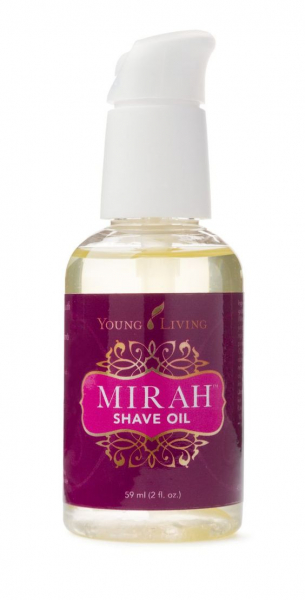 Ulei pentru barbierit Mirah Shave Oil 59ml - Young Living 0