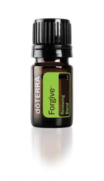 Amestec de uleiuri esentiale Forgive (5 ml) doTERRA - pentru un sentiment de multumire, impacare si pace 0