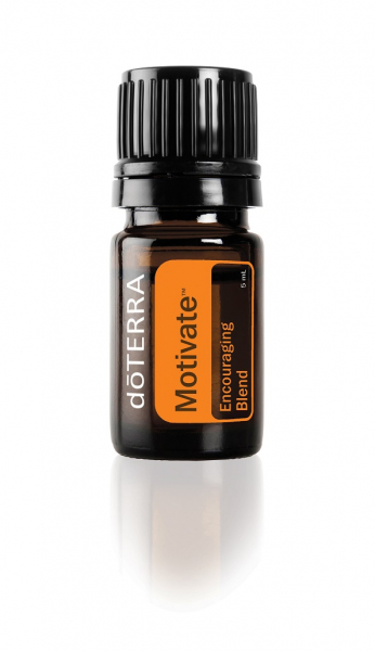 Amestec de uleiuri esentiale Motivate (5 ml) doTERRA - pentru incredere in sine si curaj 0