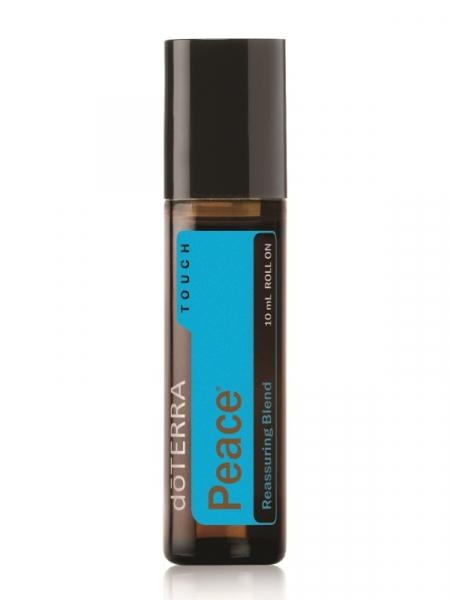 Amestec de uleiuri esentiale Peace Touch 10ml doTERRA - pentru calmarea simturilor
