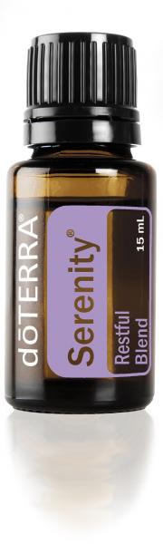 Amestec de uleiuri esentiale Serenity (15 ml) doTERRA- calmeaza simturile si aduce un somn linistit 0