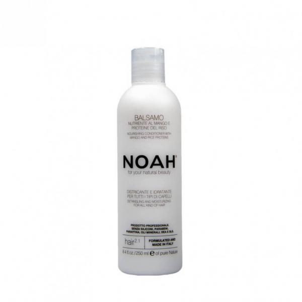Balsam natural nutritiv si hidratant cu mango (2.1), Noah, 250 ml 0