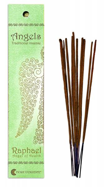 Betisoare parfumate cu uleiuri esentiale ale Ingerilor - Raphael (10buc) 0