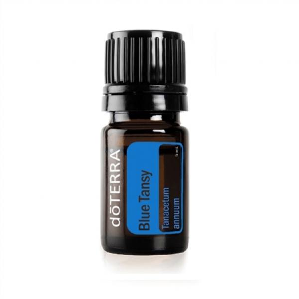 Ulei esential de Musetel Albastru Marocan (Blue Tansy) 5 ml - doTERRA 0