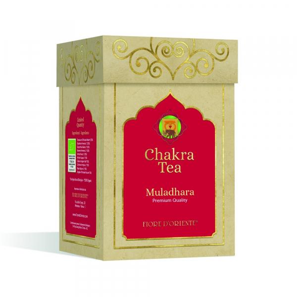 Ceai pentru Chakra Nr. 1 - Muladhara 50 g - Fiore D'oriente 0