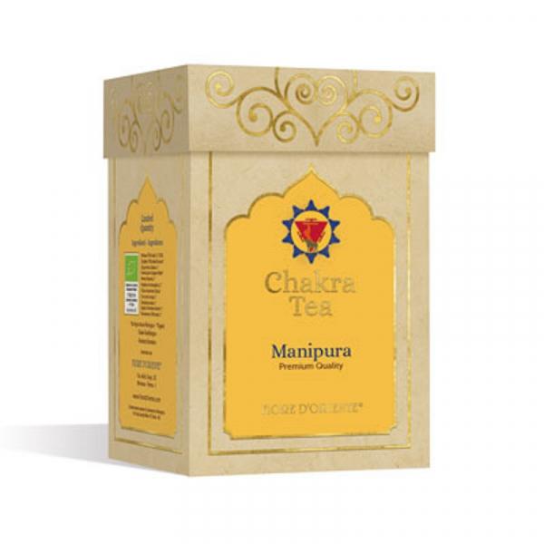 Ceai pentru Chakra Nr. 3 - Manipura 50g - Fiore D'Oriente 0