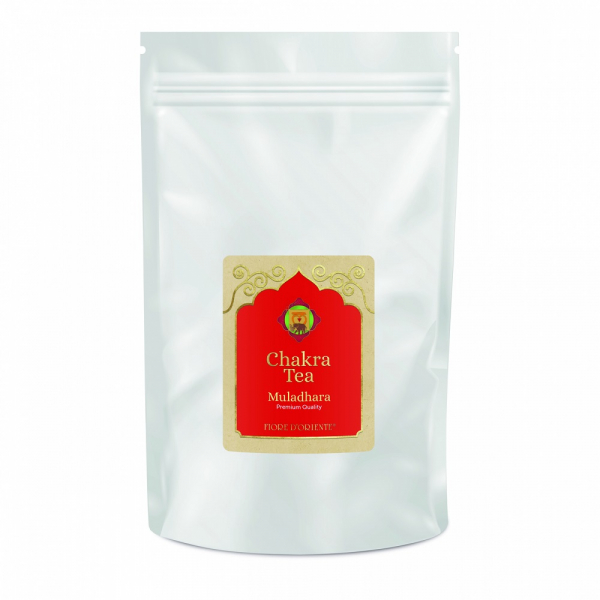 Rezerva ceai pentru Chakra Nr. 1 - Muladhara 50 g - Fiore D'oriente 0