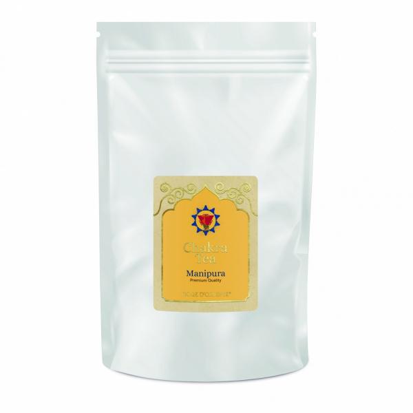 Rezerva ceai pentru Chakra Nr. 3 - Manipura 50g - Fiore D'Oriente 0