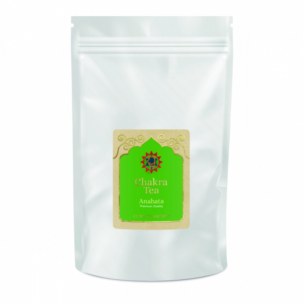 Rezerva ceai pentru Chakra Nr. 4 - Anahata 50g - Fiore D'Oriente 0