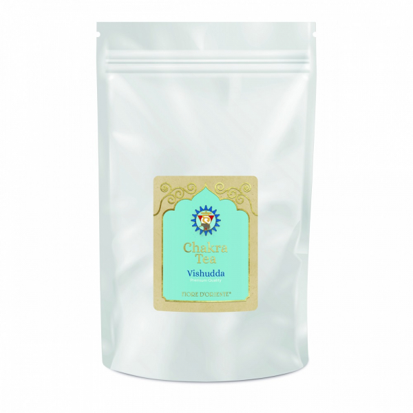 Rezerva ceai pentru Chakra Nr. 5 - Vishudda 50g - Fiore D'Oriente 0