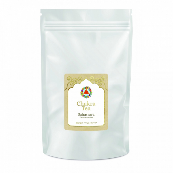 Rezerva ceai pentru Chakra Nr. 7 - Sahasrara 50g - Fiore D'Oriente 0