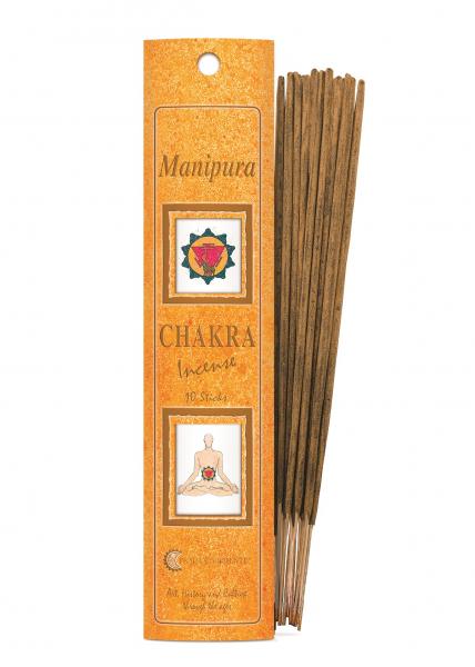 Bețișoare Chakra Nr. 3 - Manipura - Fiore D'Oriente 0