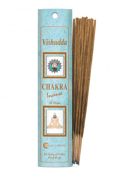 Bețișoare Chakra Nr. 5 - Vishudda - Fiore D'Oriente 0