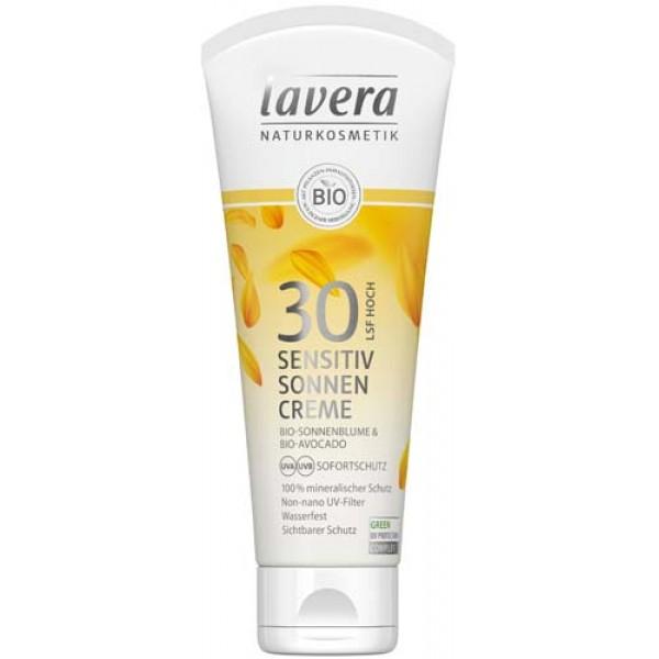 Crema cu protectie solara SPF 30 BIO 100 ml Lavera Naturkosmetik 0