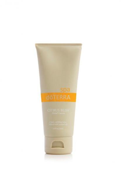 Crema pentru Maini cu uleiuri esentiale dōTERRA® SPA Citrus Bliss® (75 ml) 0