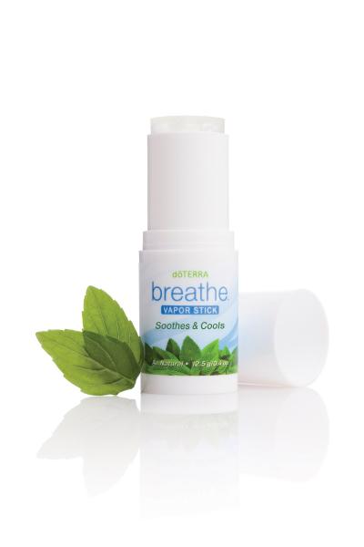 dōTERRA Breathe® Vapor Stick cu uleiuri esentiale (12.5 g) 0